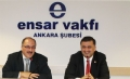 Ensar Vakfı Ankara Şubesi Ensar Buluşmalarının Bu Haftaki Konuğu Rize Milletvekili Sn. Hasan KARAL'dı