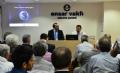 Ankara Büyükşehir Belediye Başkanı Sn. Melih GÖKÇEK Ensar Buluşmalarında