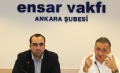 Ensar Vakfı Ankara Şubesi Ensar Buluşmalarının Bu Haftaki Konuğu Kanal a Genel Yayın Yönetmeni Alper TAN'dı