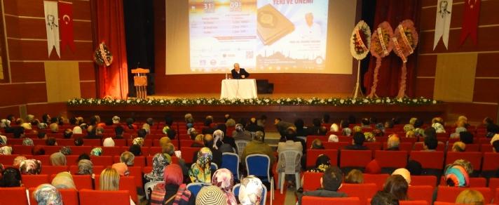 Prof. Dr. Mehmet OKUYAN ile Kuranın Hayatımızdaki Yeri ve Önemi