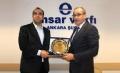 Ensar Buluşmaları? nın bu haftaki konuğu Gümrükler Genel Müdürü Sn. Cenap AŞÇI Sınırlarıyla Türkiye ve Gümrük Politikalarımız Konulu konferans verdi.