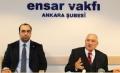 Milli Savunma E. Bakanı Antalya Milletvekili Sn. Vecdi GÖNÜL ?Milli Savunmada İthalattan İhracata? konulu bir konferans verdi.