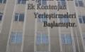Ensar Vakfı Erzurum Yüksek Öğrenim Kız Öğrenci Yurdu Ek Kontenjan Yerleştirmeleri Başlamıştır.