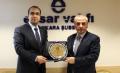 Ensar Buluşmaları? nın bu haftaki konuğu Türk Patent Enstitüsü Başkanı Sn. Prof. Dr. Habip ASAN  ?Sınai Mülkiyet Sistemi ve Türk Patent Enstitüsü?  konulu konferans verdi