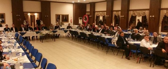 Ensar Vakfı Karabük Şubesi Tanıtım Toplantısı
