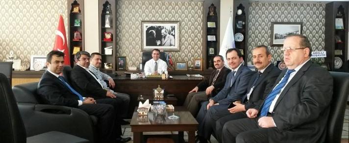 Safranbolu Belediyesine Ziyaret