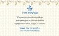Ensar Vakfı İftar Programına Davetlisiniz