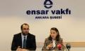 Ensar Buluşmaları?nın bu haftaki konuğu Aile ve Sosyal Politikalar Bakanı Doç. Dr. Ayşenur İslam ?Türkiye?de Aile Politikaları? konulu bir konferans verdi.