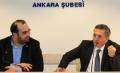Ensar Buluşmaları?nın bu haftaki konuğu Pursaklar Belediye Başkanı Sn. Selçuk ÇETİN  ?Sosyal ve Kültürel Belediyecilik? konulu bir konferans verdi.