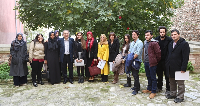 """Üsküdar Üniversitesi """"Proje Döngüsü Eğitimi"""" Sertifika Töreni"""