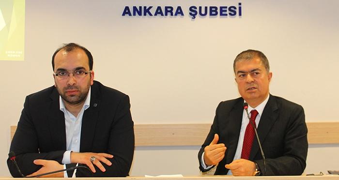 Ensar Buluşmaları; TKİ Genel Müdürü Sn. Mustafa AKTAŞ