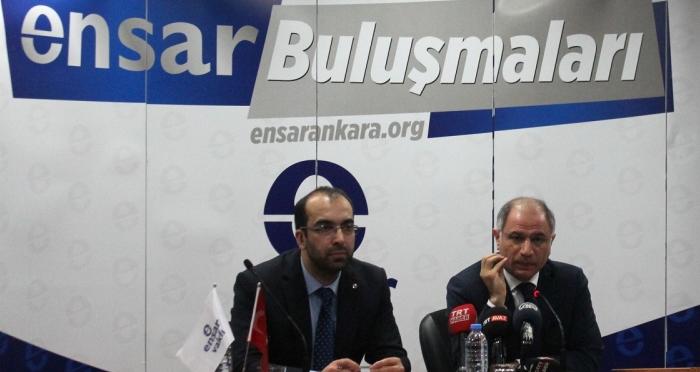 İçişleri Bakanı Efkan Ala, Ensar Buluşmaları'nın konuğu oldu