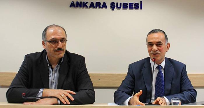 Ankara Ensar Buluşmaları'nın Bu Haftaki Konuğu Davut GÜNEY