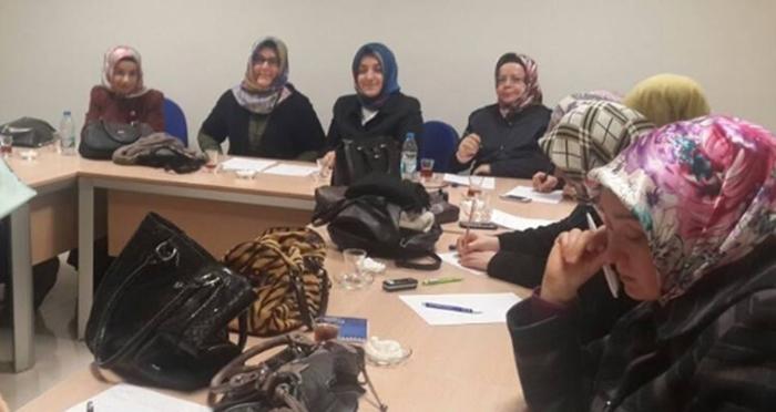 Küçükçekmece'de Arapça Dersleri Devam Ediyor
