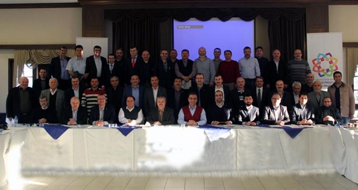 3. Bölge Toplantısı Karabük'te