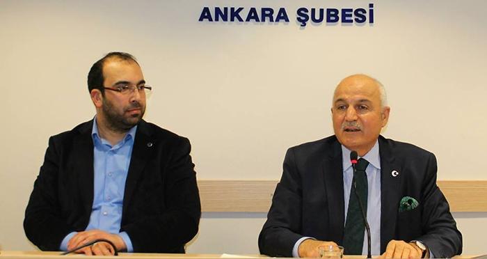 Ankara Ensar Buluşmaları'nın Bu Haftaki Konuğu Mustafa KABAKÇI