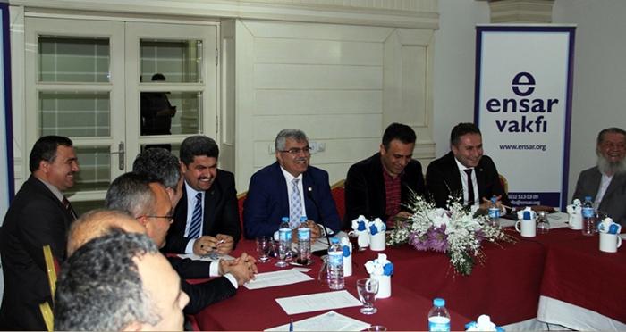 2. Bölge Toplantısı Burdur'da
