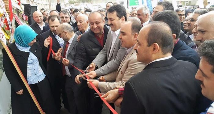 Kastamonu Şubesi İlim Araştırma ve Kültür Merkezi Açıldı