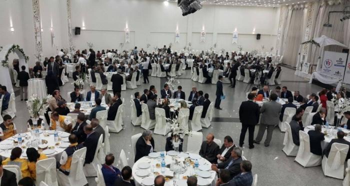 Diyarbakır Gençlik Evi'nin Tanıtım Toplantısı
