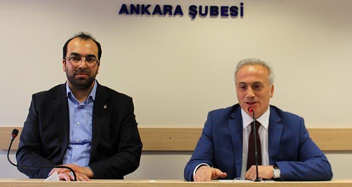 Ankara Ensar Buluşmaları'nın Bu Haftaki Konuğu Mehmet Ali KUMBUZOĞLU