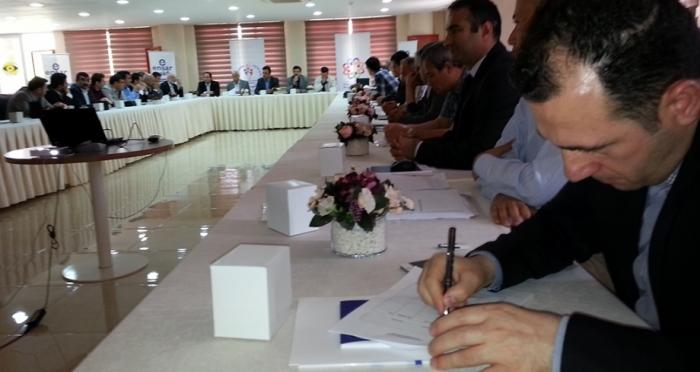 6. Bölge Toplantısı Siirt'te