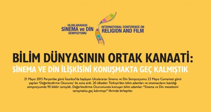 Uluslararası Sinema ve Din Sempozyumu