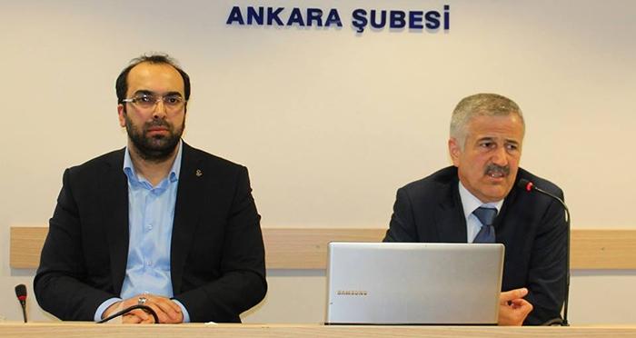 Ankara Ensar Buluşmaları'nın Bu Haftaki Konuğu Mahmut GÜRSES