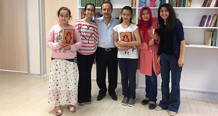 Ensar Vakfı Küçükçekmece Şubesi Yaz Okulu