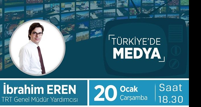 Ankara 'Ensar Buluşmaları'nda bu hafta İbrahim Eren ile 'Türkiye'de Medya'yı konuşacağız