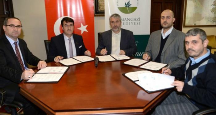 Osmangazi'den Belediye STK işbilrliği ile çocuklara destek