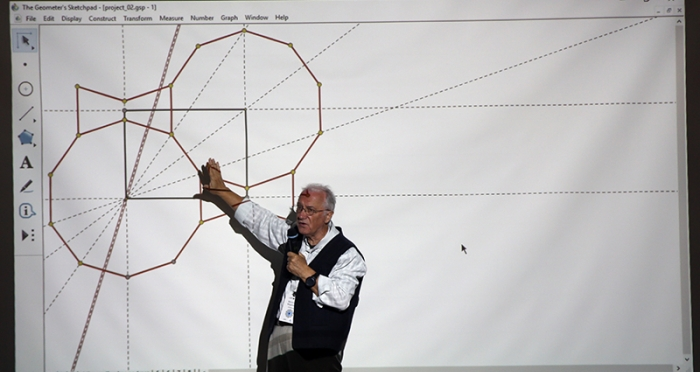 3.Uluslararası İslam Sanatında Geometrik Desenler Çalıştayı Kapanış