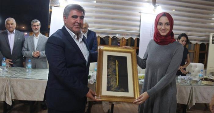3. Uluslararası İslam Sanatında Geometrik Desenler Çalıştayı Amasya'da devam ediyor