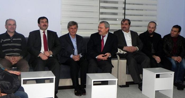 Ensar vakfı Kırıkkale Şube Başkanı: Bilgi ve verinin merkezi olmayı amaçlıyoruz