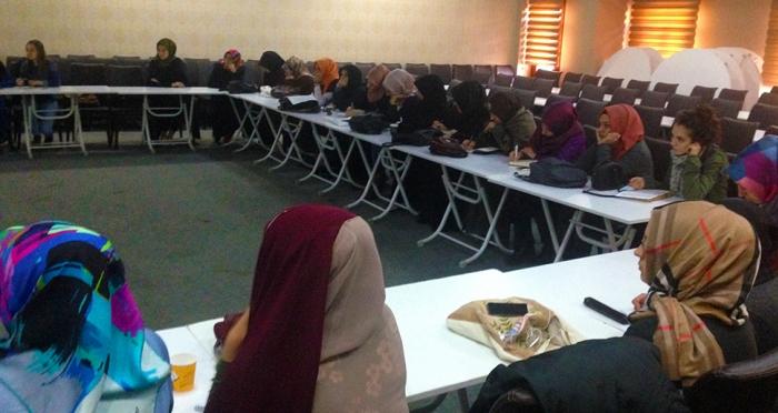 Ensar Vakfı öğrencilerine Dr. Vahdettin Işık'ın katılımı ile: 'Çağdaş İslam Düşüncesi' semineri