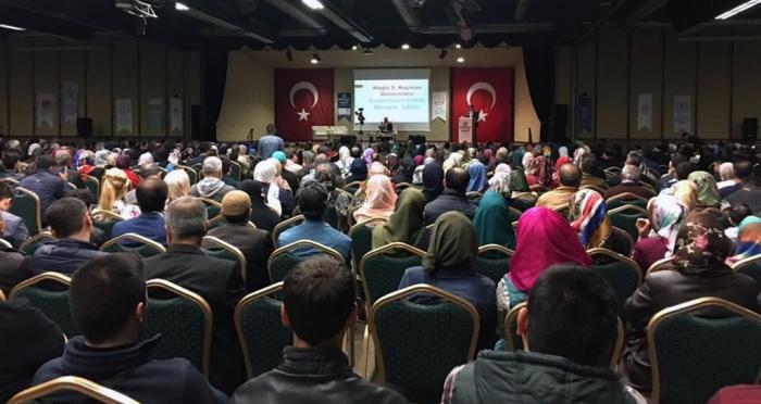 Ensar Vakfı Marmaris'ten 15 Temmuz Şehitlerine Kur'an-ı Kerim Tilaveti