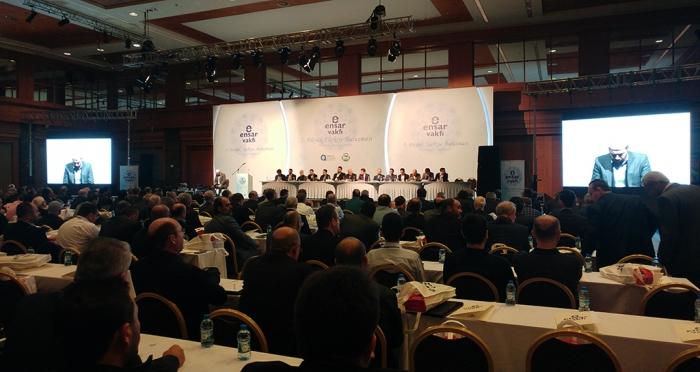 Ensar Vakfı 5. Büyük Türkiye Buluşması Antalya'da gerçekleşti