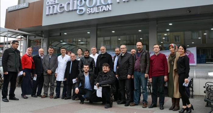 Sultangazili STK´lar gençlik için buluştu