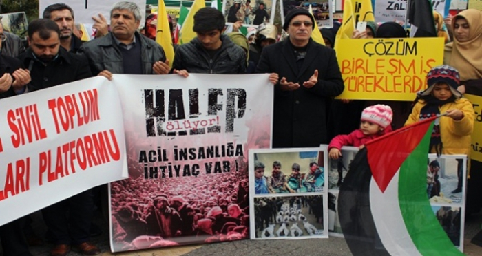 Malatya STK'ları: 'Suriye için acil insanlığa ihtiyaç var!'