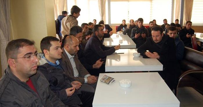 Muş STK'ları oluşturdukları platformda Halep için farkındalık duyurusunda bulundular