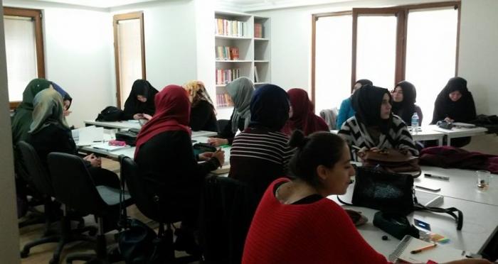 Ensar Vakfı Maltepe Şubesi'nde Matematik Kurslarına yoğun ilgi