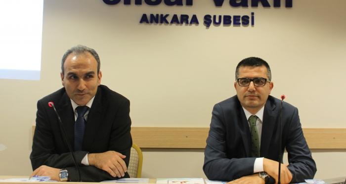 Ensar Buluşmaları'nın bu haftaki konuğu Gümrük ve Ticaret Bakanlığı Risk Yönetimi ve Kontrol Genel Müdürü Murat Özsoy oldu