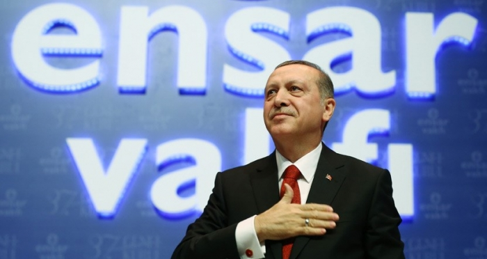 Cumhurbaşkanı Recep Tayyip Erdoğan: Vakit Ensar Olma Vakti