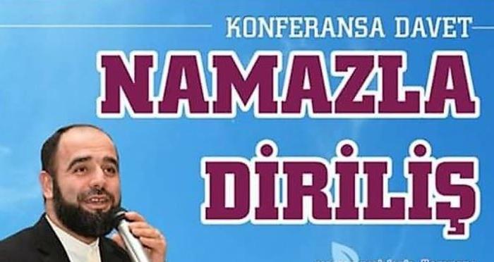 Ensar Vakfı sizi Mersin'de Namazla Diriliş Konferanslarına'na davet ediyor