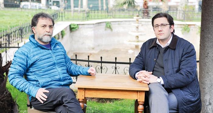 Ensar Vakfı Başkanı İsmail Cenk Dilberoğlu'nun menfur olay ile ilgili olarak gazeteci Ahmet Hakan'a verdiği röportaj