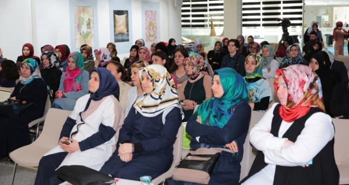 Ümraniye'de Mekteb-i Zarâfet buluşmaları devam ediyor