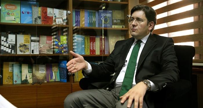 Ensar Vakfı Başkanı İsmail Cenk Dilberoğlu: Darbecilerin ilk işi sivil toplumu susturmak olacaktı
