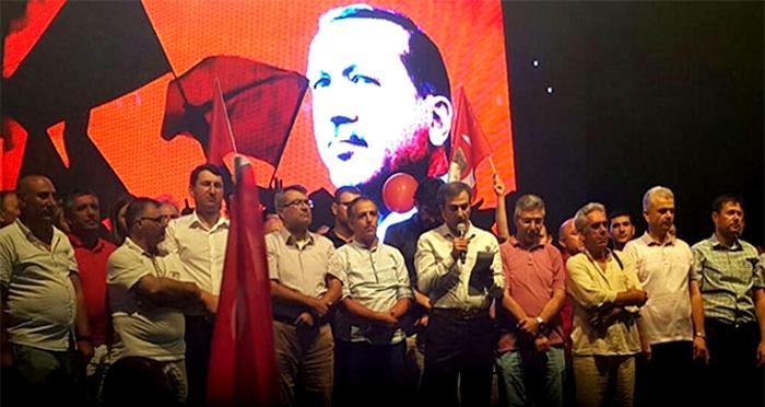 Antalya Birlik ve Kardeşlik Platformu FETÖ'ye karşı bildiri yayınladı