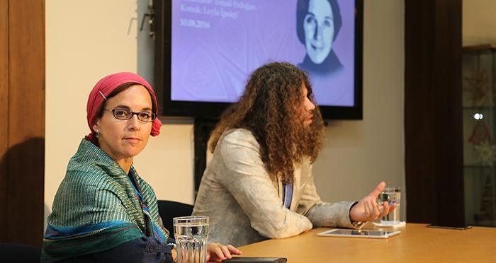 Leyla İpekçi - 'Tevhid Sanatçısının İzinde'