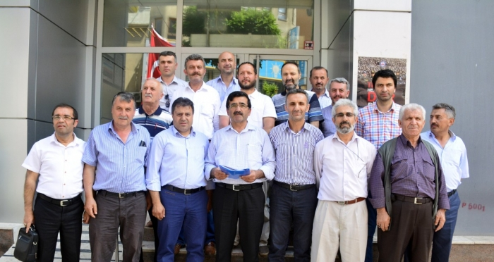 Gümüşhane'de STK'lar hem FETÖ hem PKK terörünü kınadı