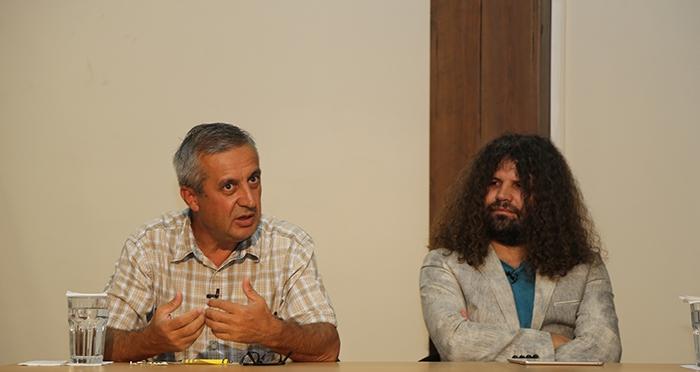 Yalçın Çetinkaya - 'Bir Medeniyet Temsilcisi ITRİ ve Musiki Geleneğimiz'